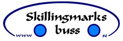 Skillingmarks Buss